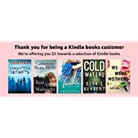 Deals on Amazon Accounts: Get $3 Credit for Kindle Books
