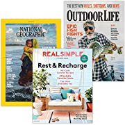 Amazon #DealOfTheDay: Starting at $3.75: Choose from 35+ print magazine subscriptions