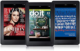 From $3.75 for 12 months: Best-selling digital magazines