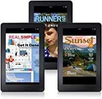 From $0.99 for 12 months: Best-selling digital magazines
