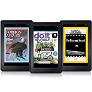 Amazon #DealOfTheDay: Today only! Choose from deals on 20+ digital magazine subscriptions from $3.00.