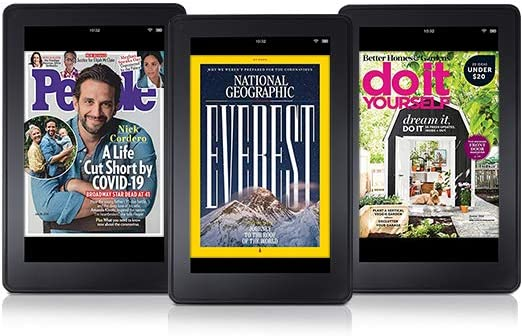 Today only! Get digital magazine subscriptions from $3.75.