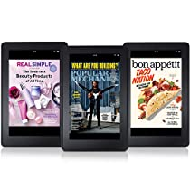 Deal of the day: Digital magazines from $0.99