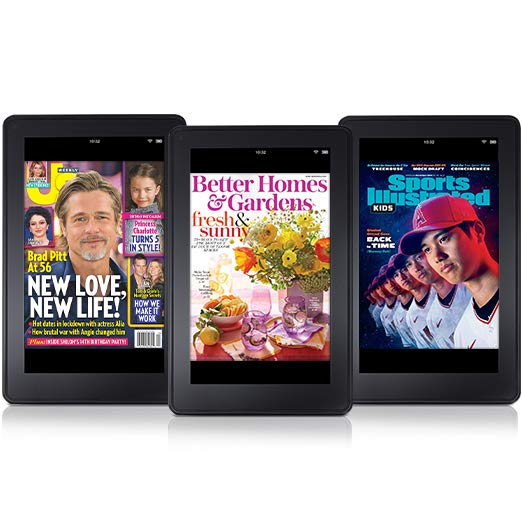 Digital Magazines for $5