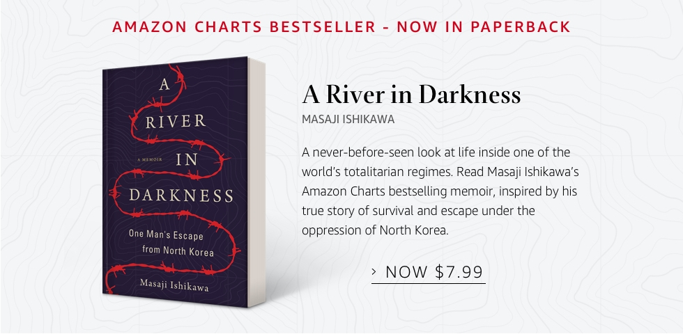 "Read ""A River In Darkness"""