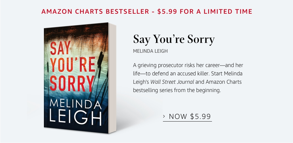 """Read """"Say You're Sorry"""""""