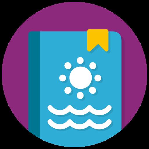 Beach Vacation Icon