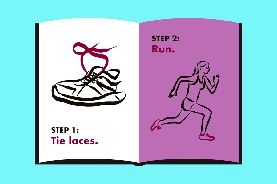 Article about learning to run