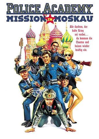 Police Academy 7 - Mission in Moskau