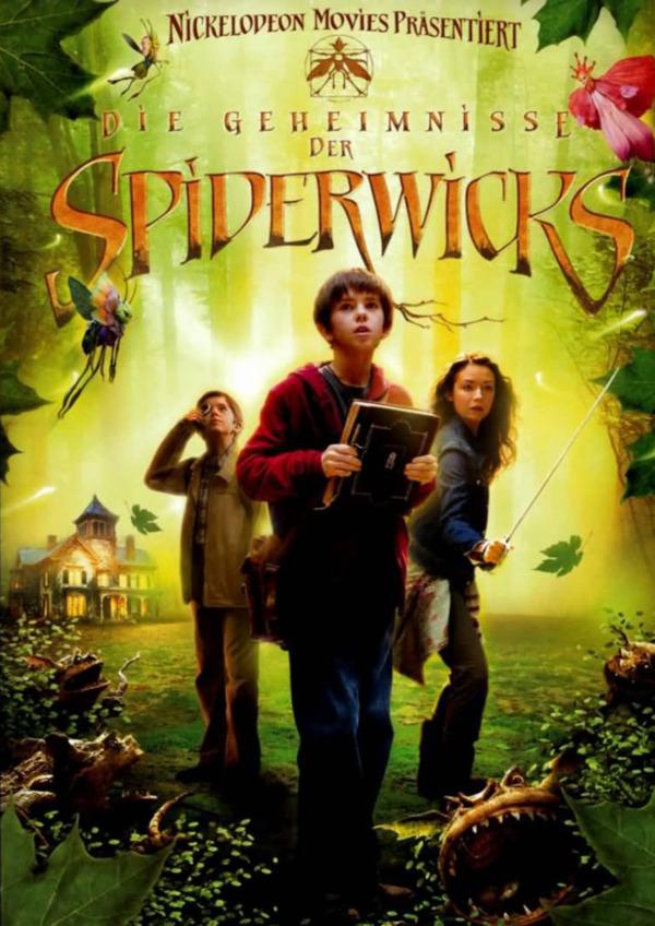 Die Geheimnisse der Spiderwicks