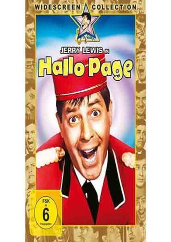 Hallo, Page!