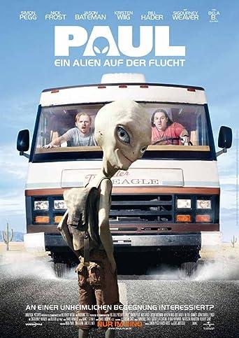 Paul - Ein Alien auf der Flucht