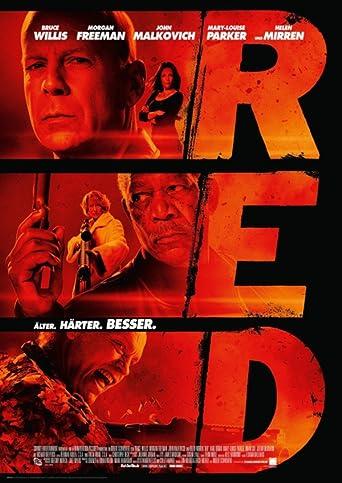 R.E.D. - Älter. Härter. Besser.