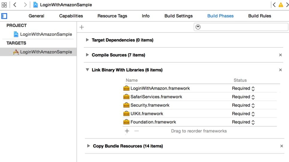 Xcode Link Libraries