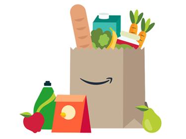 Paga con SNAP EBT en Amazon