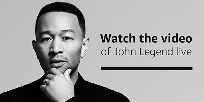 Prime Live Events: John Legend Live at Round Chapel