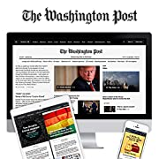 Amazon #DealOfTheDay: Today only: Get 8 weeks of The Washington Post for $0.99