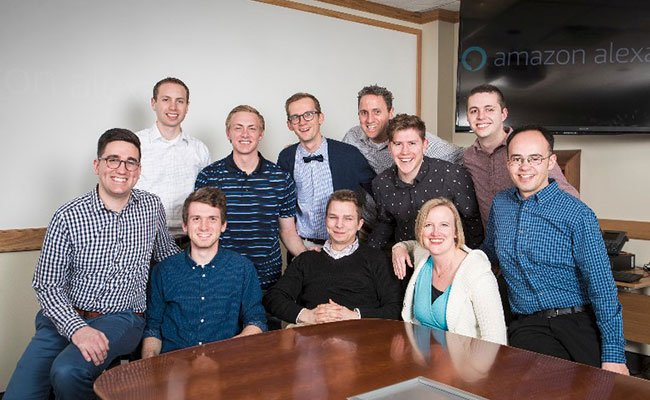 Brigham Young University Alexa Prize team