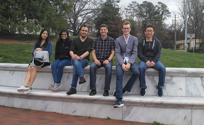 Emory University Alexa Prize team