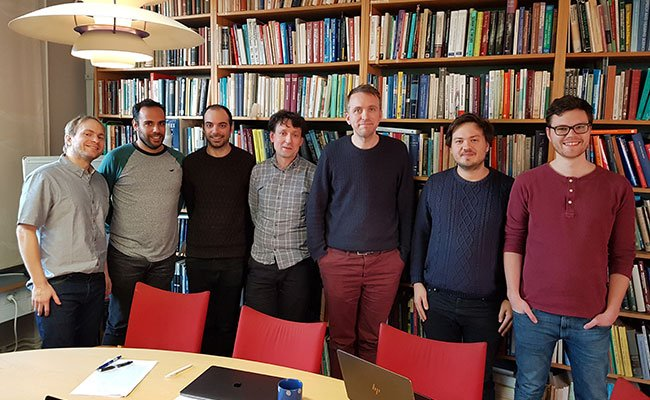KTH, Royal Institute of Technology Alexa Prize team