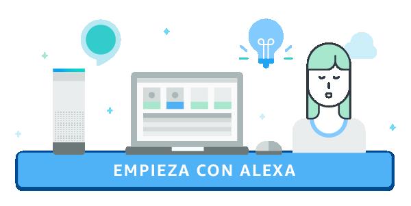 Alexa Skills Kit - Desarrolla para Amazon Alexa 5c07261d577