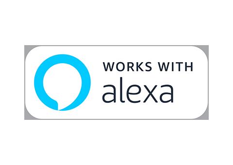 Image result for work to Amazon Alexa logo
