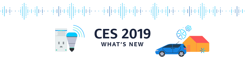 Amazon Alexa CES 2019 What's New