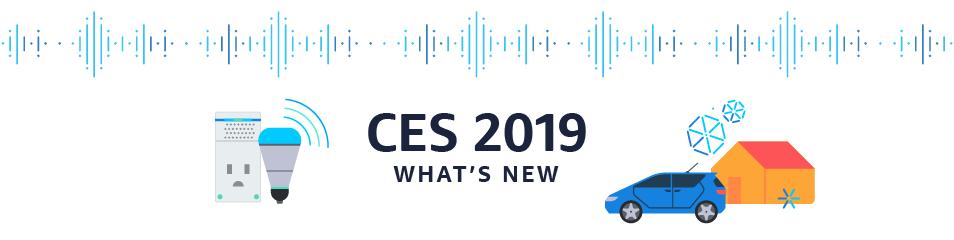 New Alexa Devices CES 2019