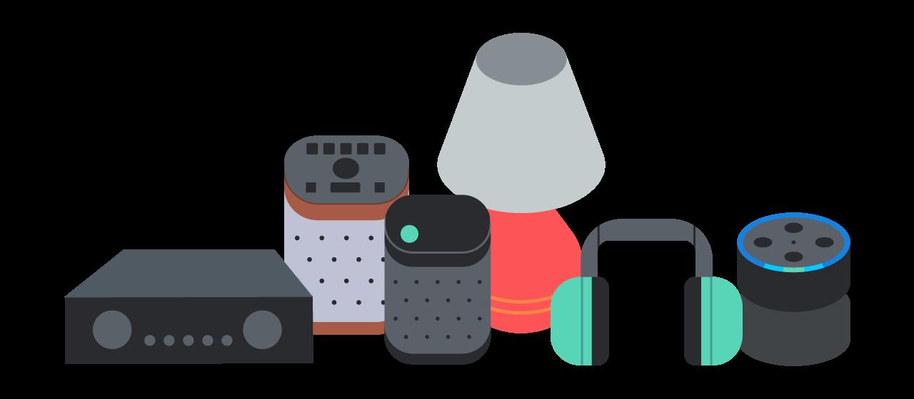 Original Design Manufacturers for the Alexa Voice Service
