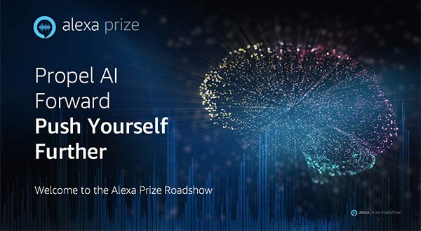 Click to watch: Welcome to the Alexa Prize Roadshow