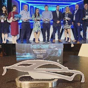 TU Automotive Award Photo