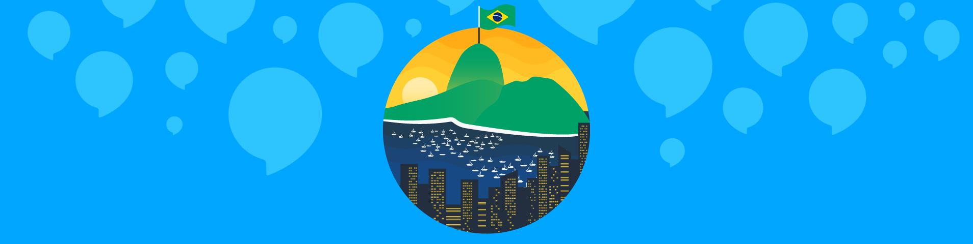 Brazilian Portuguese Amazon Alexa Voice Service