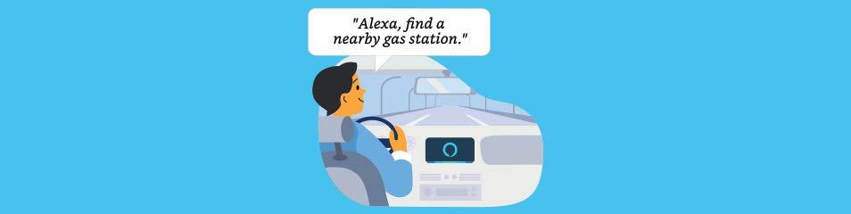 Alexa Auto Skills