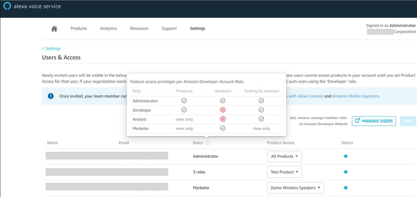 AVS Developer Portal