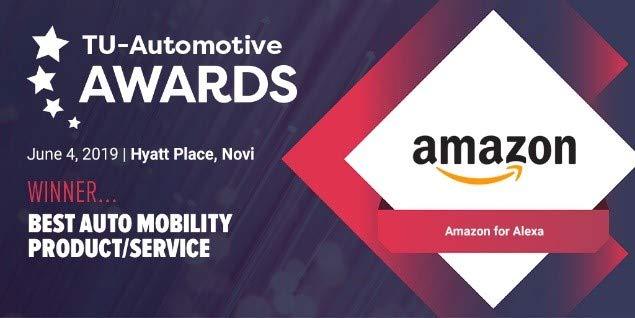 TU Automotive Award Winner