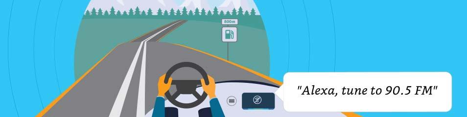 Alexa auto sdk 2.0