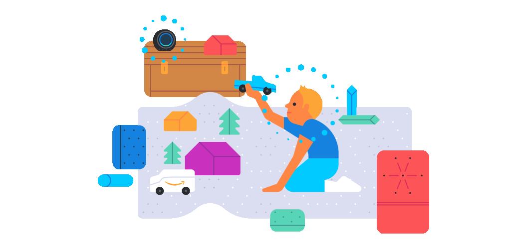 Alexa Skills Kit: Create Kid Skills