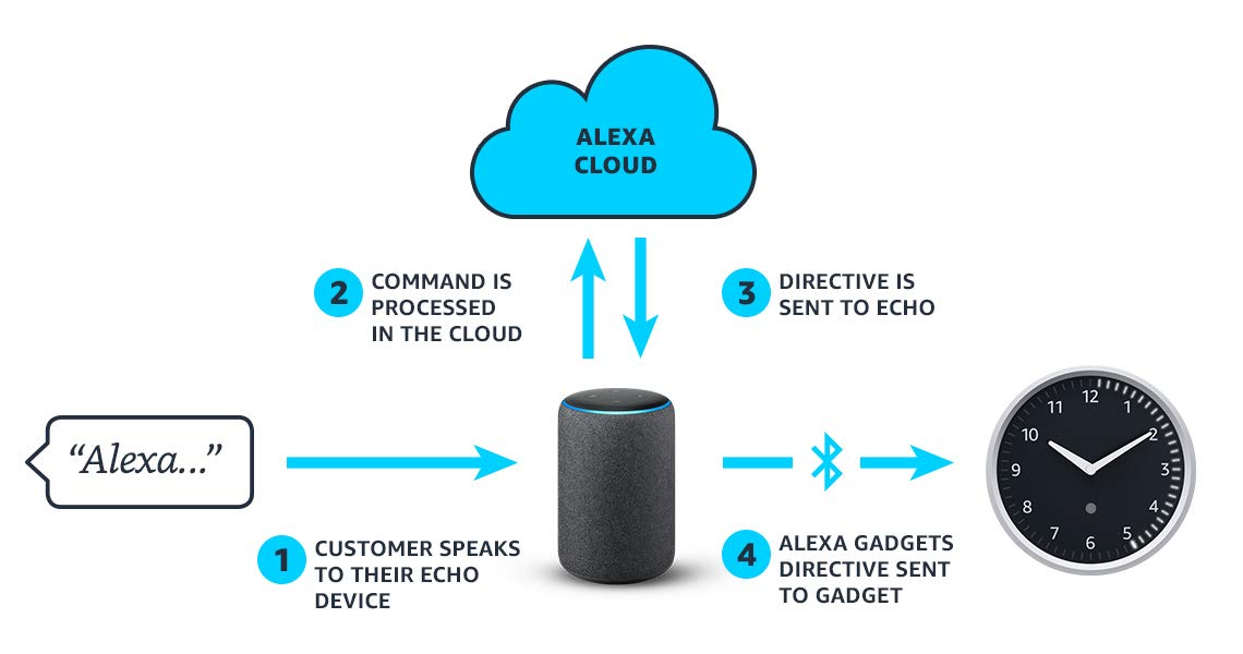 Alexa Gadgets Toolkit (Beta): How It Makes the Echo Wall