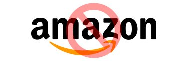 no amazon only