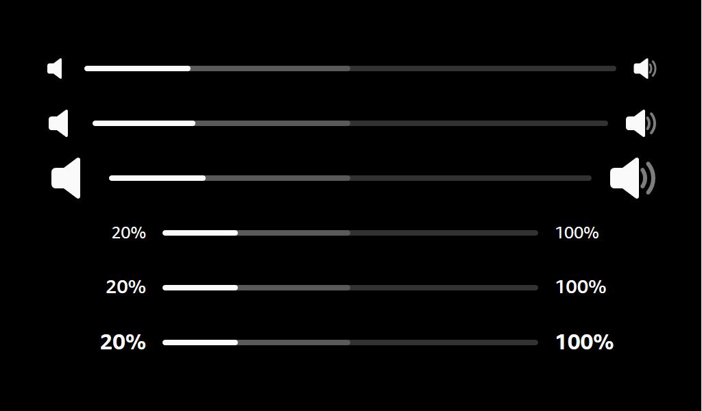 AlexaSlider examples