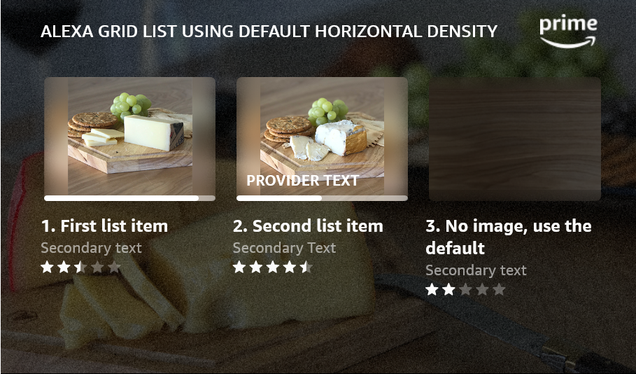 AlexaGridList using the default density based on image aspect ratio