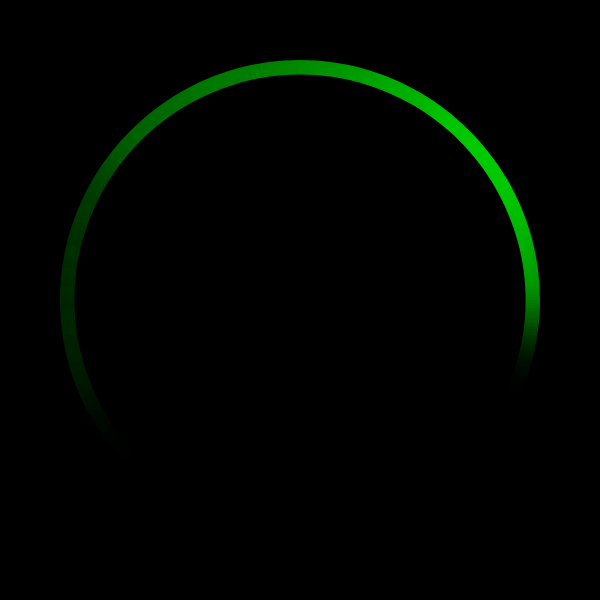 Alexa Attention State: Multicolor LEDs - Radial: Active Call