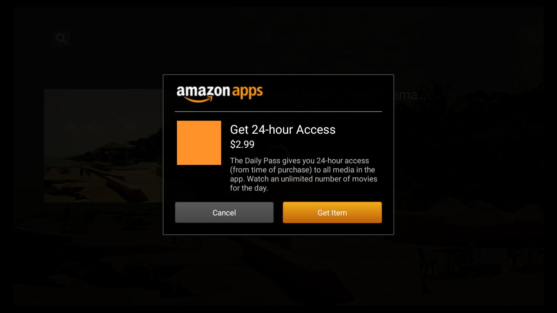 Amazon In-App Purchasing Component   Fire App Builder
