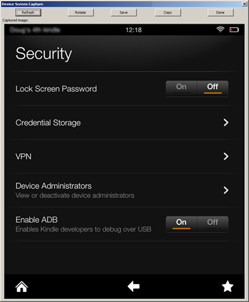 Take Screenshots on Fire Devices and Android Tablets | Fire