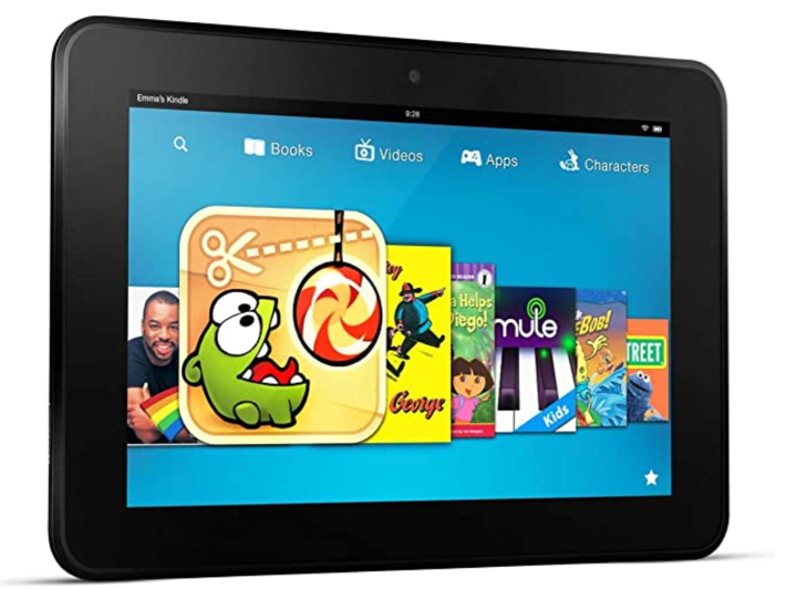 Kindle Fire HD 8.9 (2012, 2nd Gen)