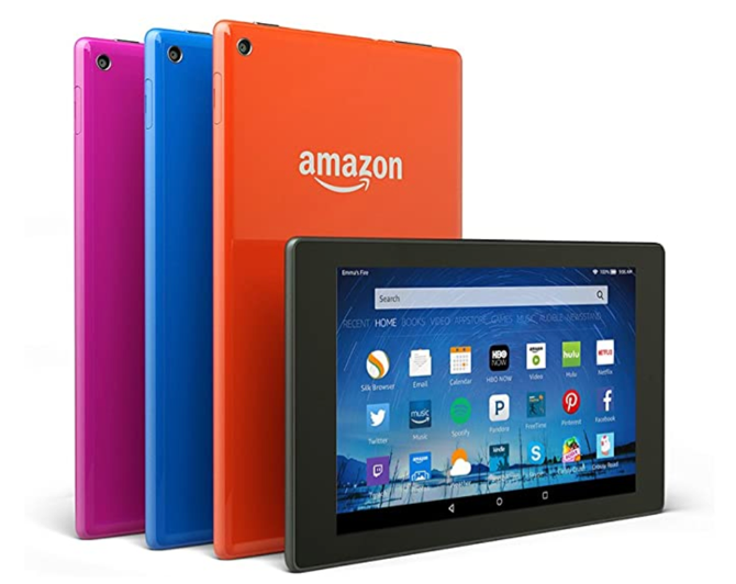 Fire HD 8 (2015, 5th Gen)