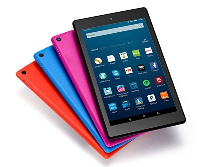 Fire HD 8 (2016, 6th Gen)