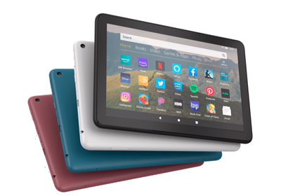 Fire HD tablet specs