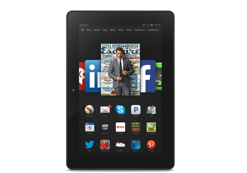 Fire HDX Tablet