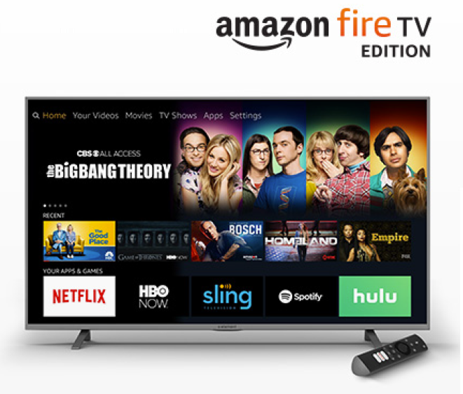 Fire TV Edition